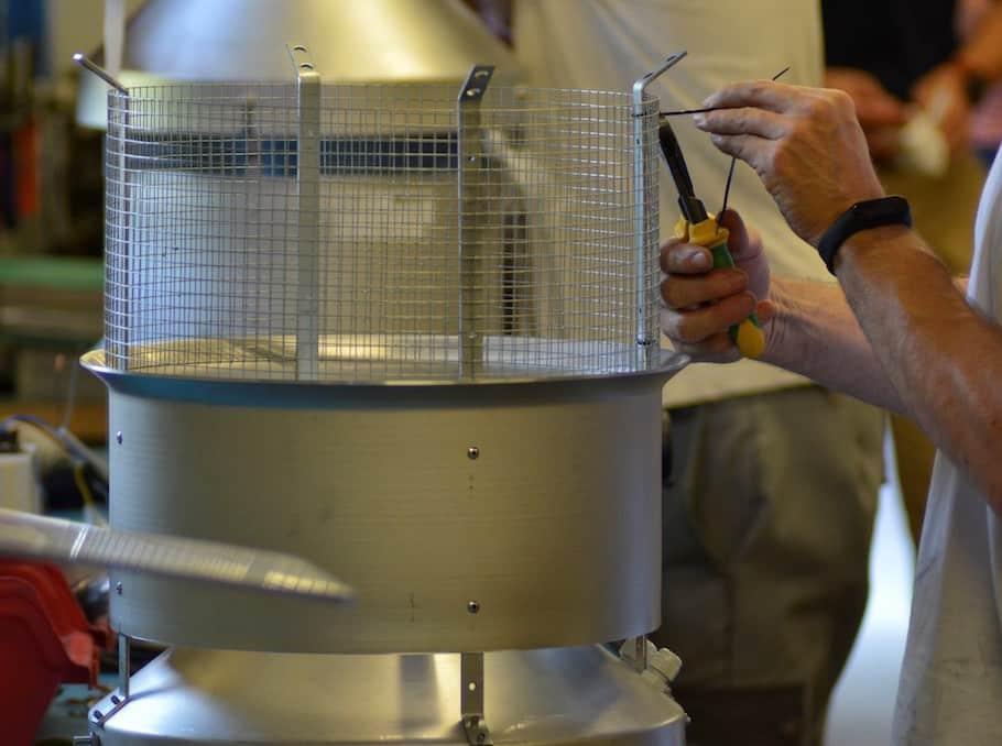 L'innovation chez VTI pionnier en ventilation basse pression en France